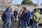 Novellame, pescatori di Schiavonea in protesta davanti alla Capitaneria di Corigliano - Foto
