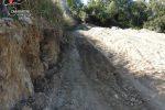 Costruisce una pista abusiva in territorio comunale, denunciato un agricoltore di Crucoli