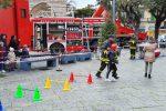 A Messina la Befana si festeggia insieme ai pompieri: prove ed esercitazioni con i bimbi