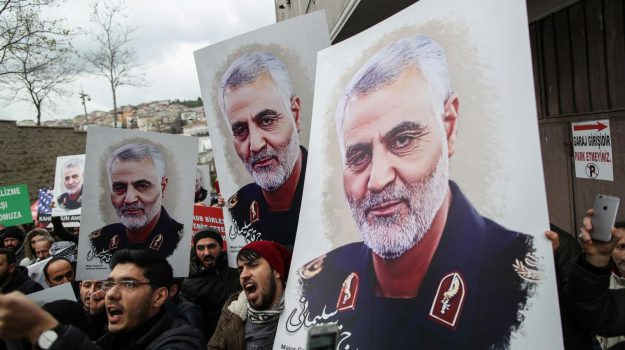 iran, iraq, medioriente, usa, Donald Trump, Qassem Soleimani, Sicilia, Mondo