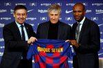 Il Barcellona esonera Valverde, in panchina arriva Quique Setien