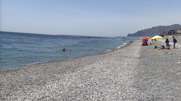 disagi, interventi, liquami, spiaggia, Messina, Sicilia, Cronaca