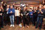 Regionali in Calabria, esplode la festa del centrodestra: balli e brindisi per Jole Santelli - Foto