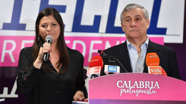 forza italia, regionali in calabria, Jole Santelli, pippo callipo, silvio berlusconi, Calabria, Politica