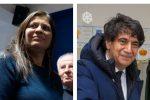 """Calabria, polemica sui social tra Tansi e Santelli: """"Non la stimo"""", """"Arrogante"""""""
