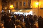 Le Sardine riempiono le piazze siciliane, il movimento fa tappa anche a Milazzo