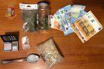 Sorpreso in casa con la marijuana, pusher arrestato a Messina