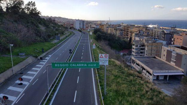 cantieri, tangenziale reggio, traffico, Reggio, Calabria, Cronaca