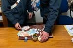Giovane spacciatore arrestato a Villapiana, droga ritrovata grazie alle foto sul cellulare