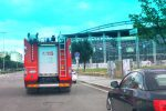 Vento forte a Crotone: alberi e cartelloni abbattuti, danni anche allo stadio Ezio Scida