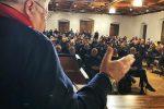 Regionali in Calabria, Callipo in visita sui luoghi del terremoto nel Reggino
