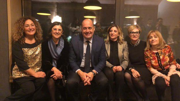 regionali in calabria, Nicola Zingaretti, pippo callipo, Calabria, Politica