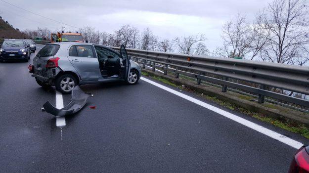 autostrada, incidente, pizzo calabro, Catanzaro, Calabria, Cronaca