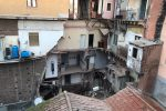 Crolla palazzina a Catania, sette famiglie evacuate: aperta un'inchiesta