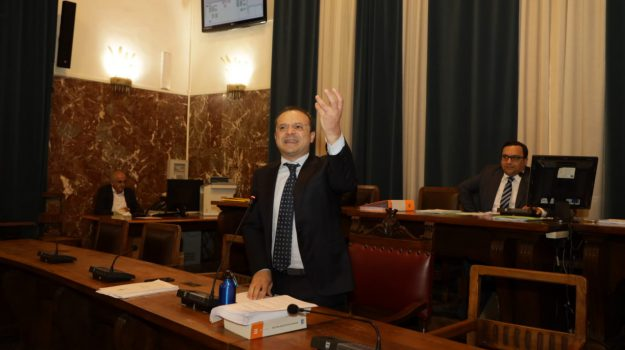 cambio di passo, comune messina, palazzo zanca, Cateno De Luca, Messina, Sicilia, Politica