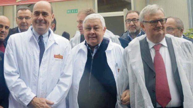 regionali calabria, Dario Franceschini, Nicola Zingaretti, pippo callipo, Calabria, Politica