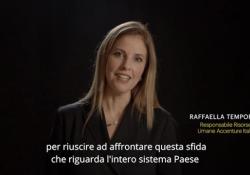Accenture, entro il 2025 parità di genere delle risorse: 50% donne e 50% uomini - Corriere Tv