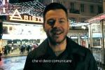 Alessandro Cattelan a Sanremo... ma per lanciare il suo programma