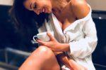 Anna Tatangelo compie 33 anni, nuovo scatto sexy nel giorno del suo compleanno