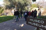 Parco archeologico Naxos Taormina, oltre 1800 visitatori per la domenica al museo