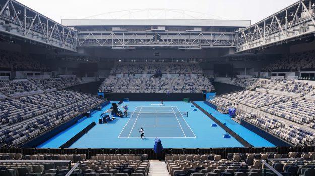 australian open, coronavirus, tennis, Sicilia, Sport