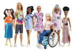 Calva, con la vitiligine o sulla sedia a rotelle: nasce una nuova linea di Barbie