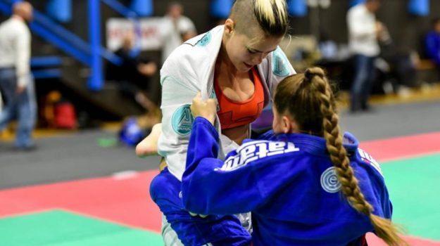 atleta, jiu jitsu, tumore, bianca rosca, Sicilia, Sport
