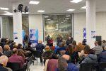 Regionali in Calabria, il tour di Pippo Callipo nel Cosentino: «Io da sempre in trincea»