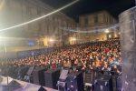 Concerto di Capodanno a Catanzaro, oltre 30 mila in piazza