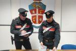 Marijuana nascosta nel portabagagli: un arresto a Corigliano, denunciato un 16enne