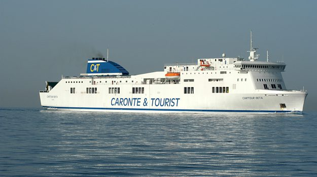 caronte e tourist, coronavirus, milazzo, Messina, Sicilia, Cronaca