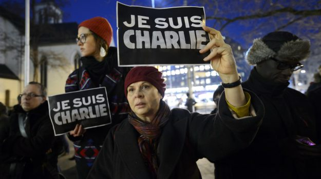 charlie hebdo, terrorismo, Sicilia, Mondo