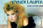 """""""Time after time"""" di Cyndi Lauper compie 36 anni: il videoclip del brano cult"""