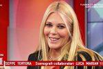 """Eleonora Daniele annuncia in diretta tv: """"Sono incinta di una bambina"""""""