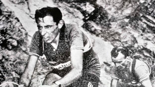 ciclismo, Fausto Coppi, Sicilia, Sport