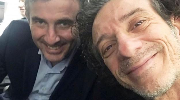 striscia la notizia, tv, Salvo Ficarra, Valentino Picone, Sicilia, Cultura