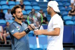 Tennis, l'Italia batte la Norvegia grazie al doppio e resta in corsa nell'Atp Cup