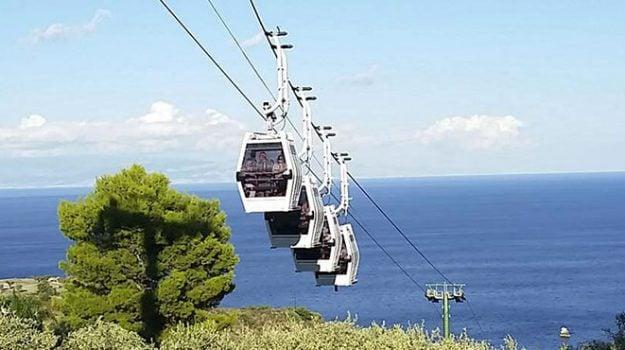 funivia, taormina, turismo, Messina, Sicilia, Cronaca