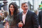 """George Clooney: """"L'italiano dei nostri figli? Un'arma contro di noi"""""""