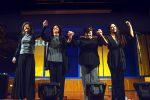 """""""Glorius4"""", il concerto a Palermo: il gruppo pronto a volare in America"""