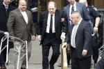 Molestie sessuali, nuova incriminazione per Harvey Weinstein