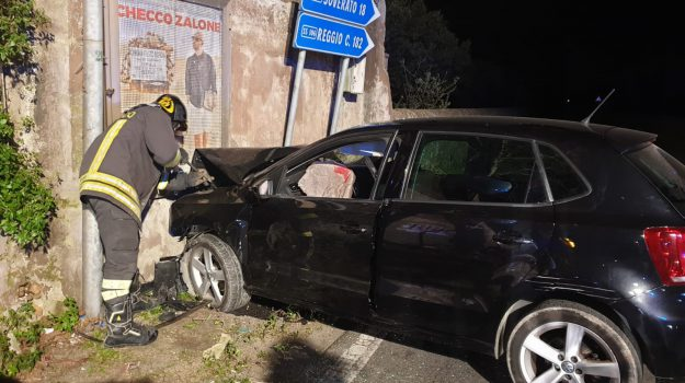 borgia, incidente, Catanzaro, Calabria, Cronaca