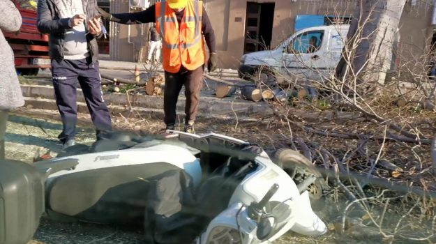 incidente, Messina, Sicilia, Cronaca