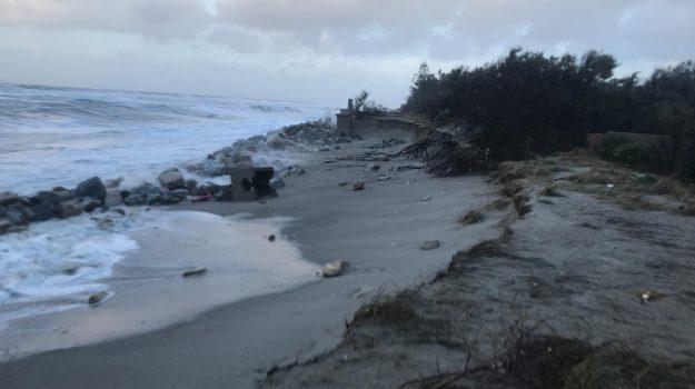erosione costiera, maltempo, palazzo zanca, Cateno De Luca, Messina, Sicilia, Politica