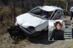 L'incidente mortale di Provvidenza Grassi in tangenziale a Messina, condannati 3 funzionari Cas