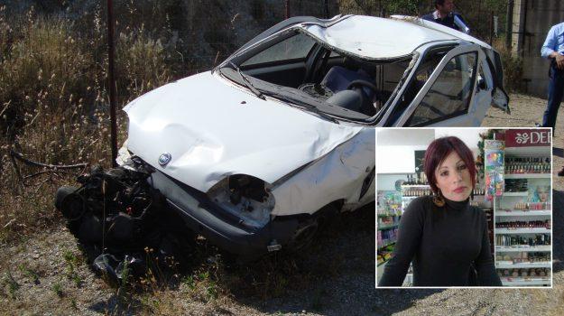 incidente mortale, tangenziale messina, Provvidenza Grassi, Messina, Sicilia, Cronaca