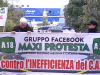 Autostrade a pezzi, tanti disagi ma pochi partecipanti alla manifestazione di Messina