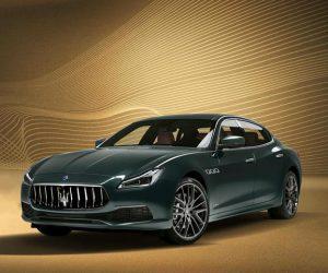 Maserati Serie Speciale Royale esclusiva per 100 clienti top