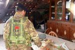 Messina, scoperto un arsenale bellico in un appartamento di via Ugo Bassi