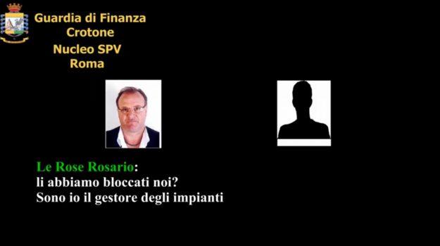 Alfonso Sestito, Ottavio Rizzuto, Rosario Lerose, Catanzaro, Calabria, Cronaca